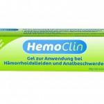 hämorrhoidensalbe von hemoclin gegen hämorrhoiden